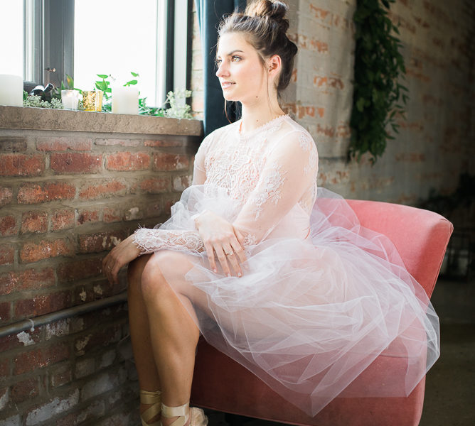 AMBER DAWN PHOTOGRAPHY | GRACEFUL PORTRAIT OF A BALLERINA | JERSEY CITY, NJ