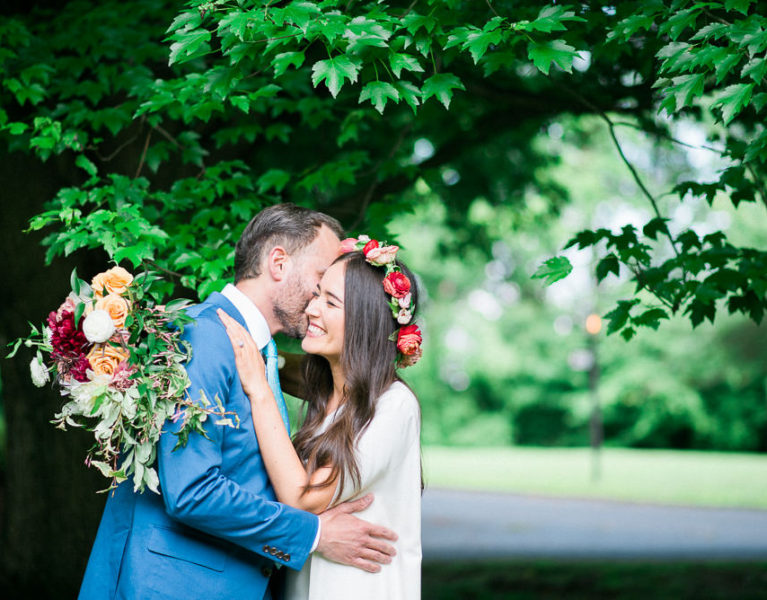 AMBER DAWN PHOTOGRAPHY | CASEY + JOE | THE JAMES A. MICHENER MUSEUM | DOYLESTOWN, PA