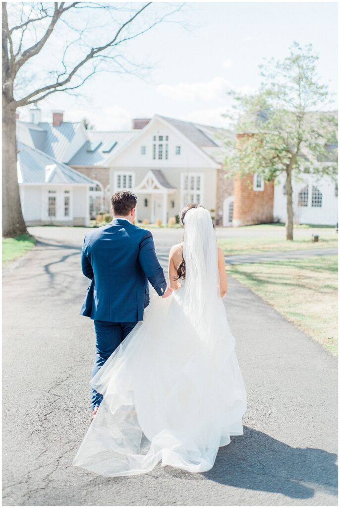 Ryland Inn Coach House Wedding Photography in Whitehouse Station, NJ