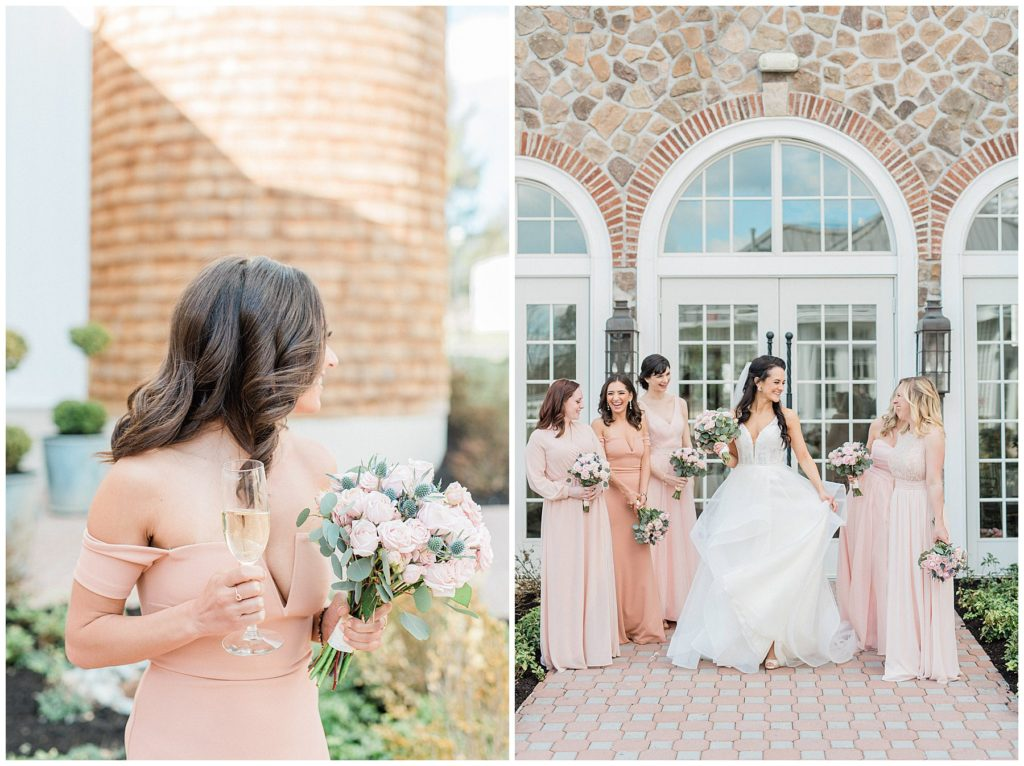 Ryland Inn Wedding Photography | The Coach House in Whitehouse Station, New Jersey | Photos by Philadelphia and Bucks County Photographer Amber Dawn Photography