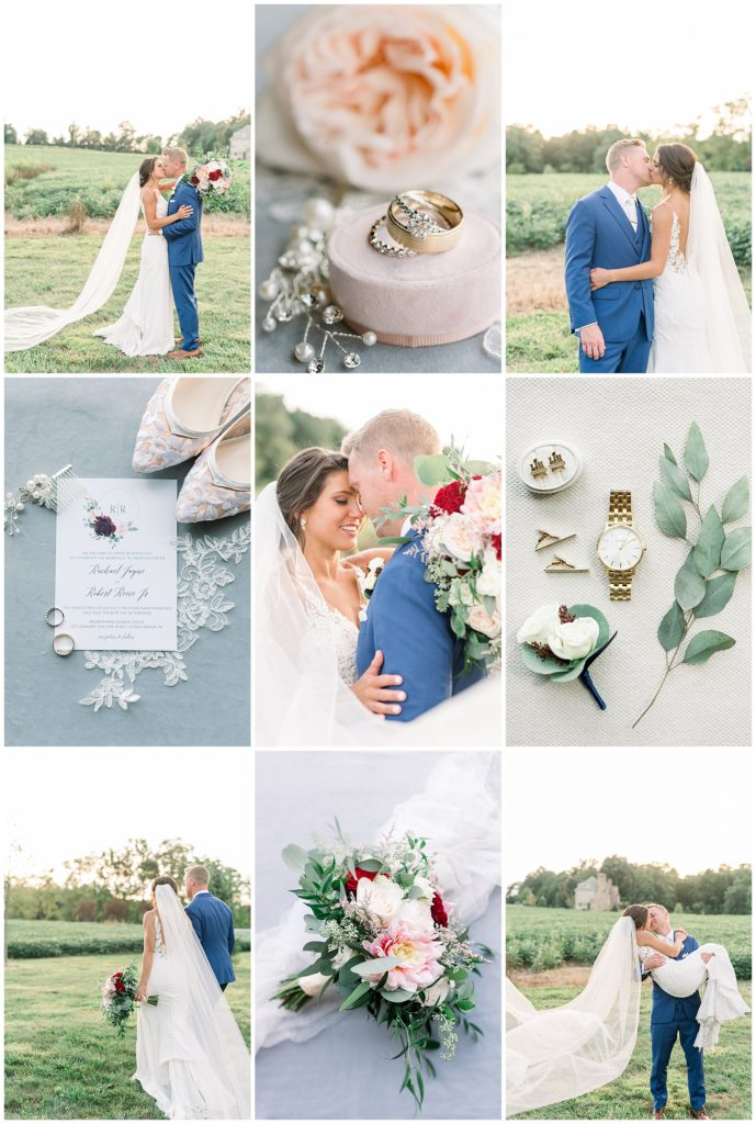 Brandywine Manor House Wedding | Photos by Philadelphia and Bucks County Photographer Amber Dawn Photography