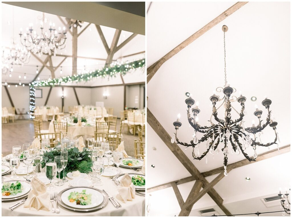 Willow and Thistle decor at Normandy Farm